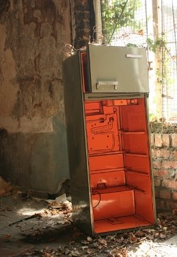 Old Fridge Old House.jpg